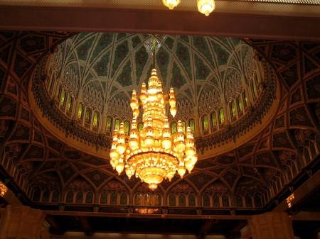 15 In der großen Moschee