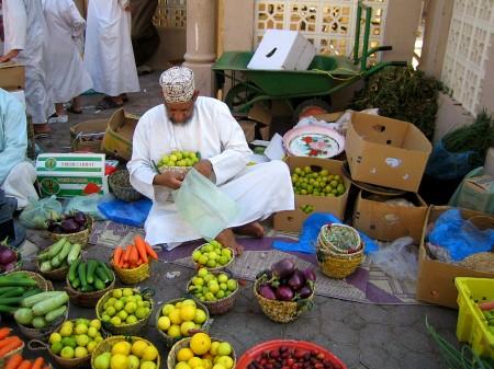 Markt in Nizwa (2)