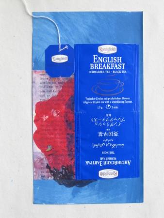English Breakfast Collage