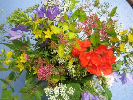 Blumengesichter