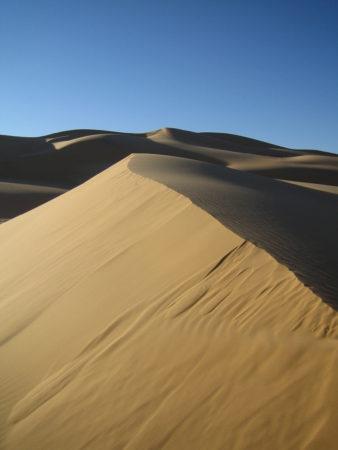 Einsamkeit Wüste