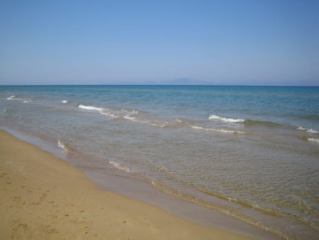 Ruhiges Meer, GR